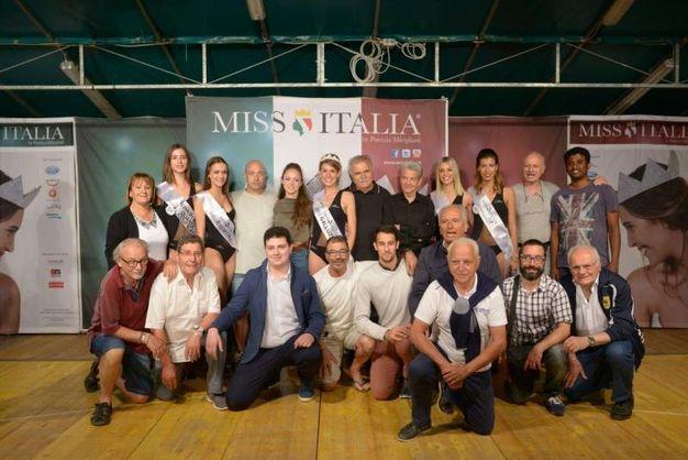 Dirigenti e volontari dell'Audace Galluzzo