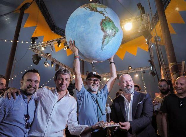 Bottura è appena stato incoronato miglior chef del mondo (foto Petrangeli)