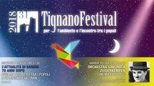 La locandina del Tignano Festival 2018