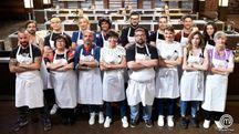 Il cast di MasterChef All Stars