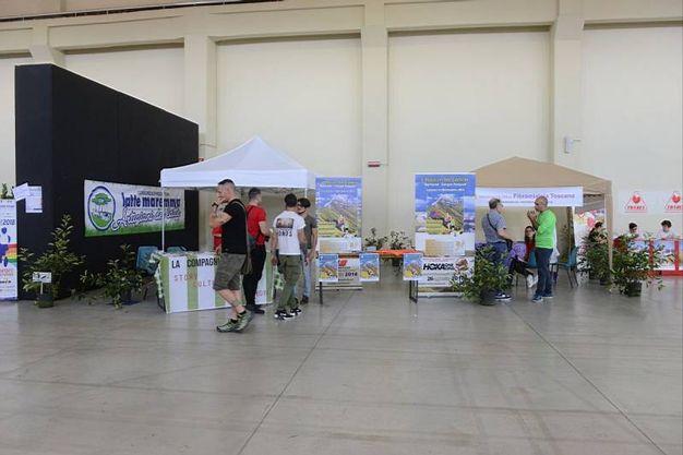 Pistoia-Abetone, il Marathon Expo (foto Regalami un sorriso onlus)