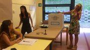 Elezioni 2018: il ballottaggio a Porto Sant'Elpidio (foto Colibazzi)