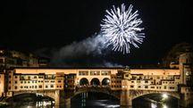 San Giovanni, i Fochi 2018 (foto Giuseppe Cabras/New Pressphoto)