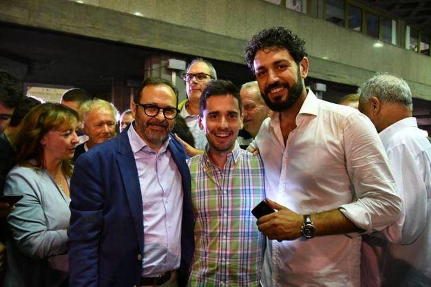 Francesco Persiani, del centrodestra, è il nuovo sindaco di Massa.