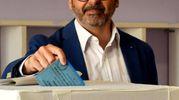 Francesco Persiani al voto
