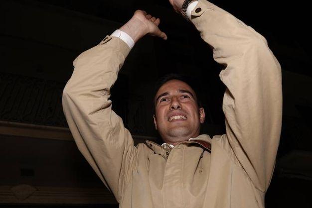 Franchellucci ha vinto con il 52,20% dei voti (foto Zeppilli)
