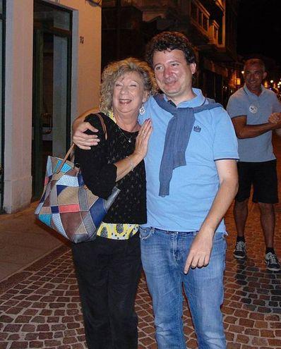 Barbierato ha battuto Cavallari, sostentuo anche dal Pd (foto Braghin)