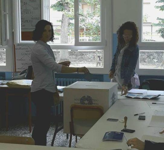 Elezioni 2018, ballottaggio per il sindaco ad Adria (foto Braghin)