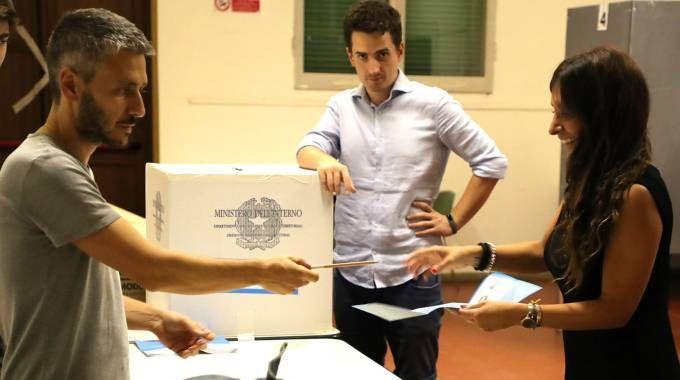 Elezioni a Imola (foto IsolaPress)