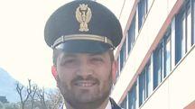 Paolo, poliziotto eroe: ha salvato due persone in mare