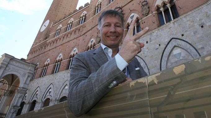 Luigi De Mossi, nuovo sindaco di centrodestra di Siena