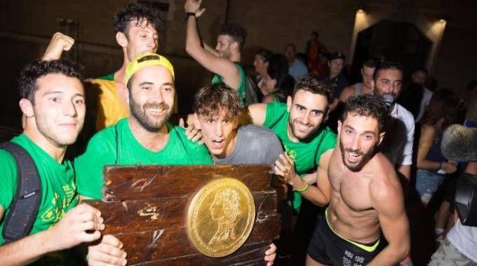 Contrada Arzilla, i vincitori della scorsa edizione