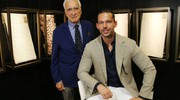 Pitti Filati: Leandro e Federico Gualtieri, Filpucci. (Marco Mori/New Press Photo)