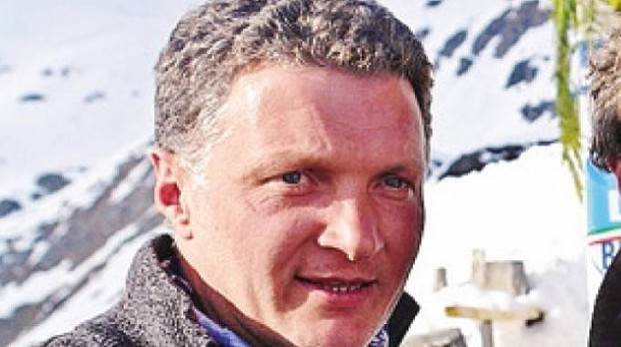 L'ex sindaco di Foppolo Giuseppe Berera