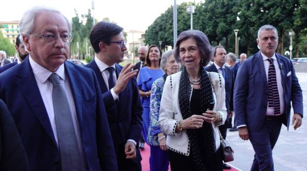 Maggio Musicale, torna Mehta. Ospite d'onore l'ex regina Sofia di Spagna (New Press Photo)