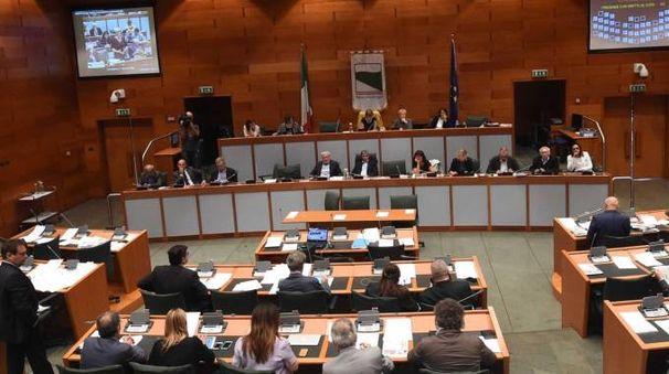 Emilia-Romagna, il vecchio Consiglio regionale (FotoSchicchi)