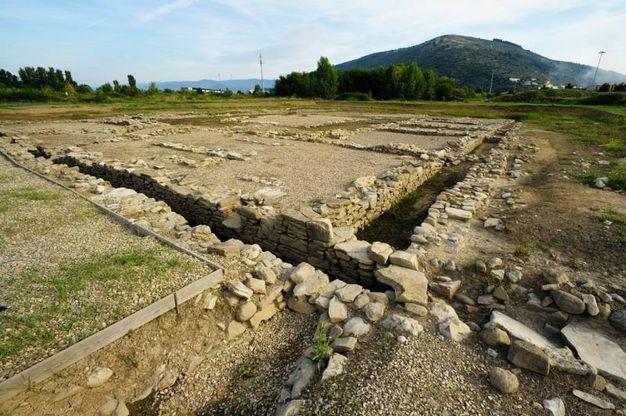 L'area archeologica di Gonfienti