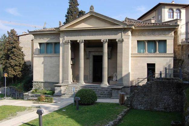 Il museo archeologico di Fiesole