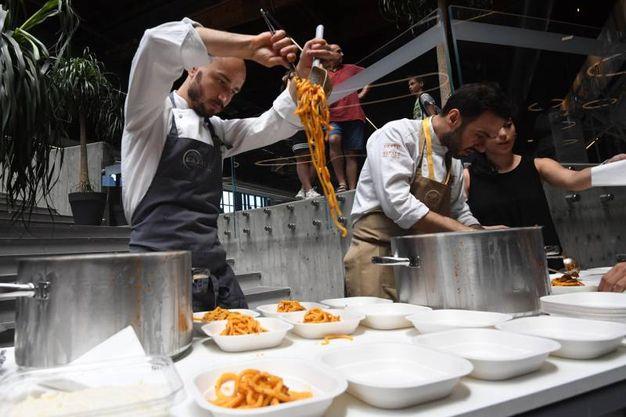 Cosa sono gli spaghetti alla bolognese? (foto Schicchi)