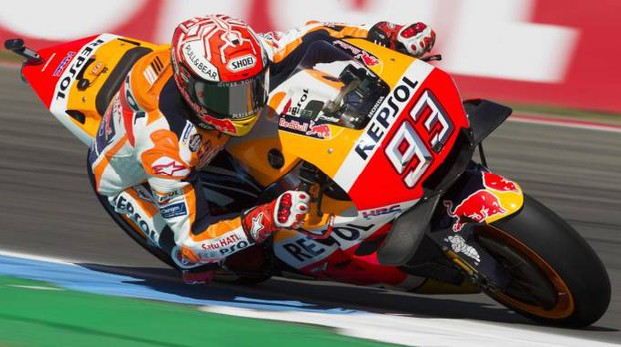 MotoGp, Marc Marquez (Ansa)