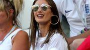 Charlotte Trippier, moglie del giocatore inglese Kieran Tripper (Ansa)