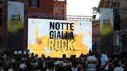 Dalle 20 locali ed esercizi del centro propongono in tante varianti una loro 'cena giallo rock' (foto Fiocchi)