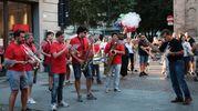 La musica invade il centro di Modena (foto Fiocchi)