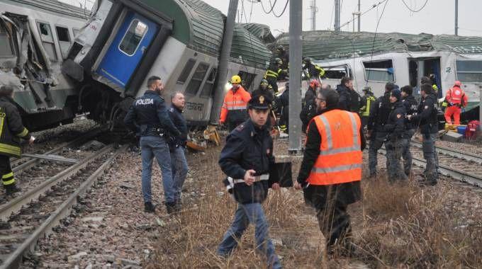 L'incidente ferroviario di Pioltello  del 25 gennaio