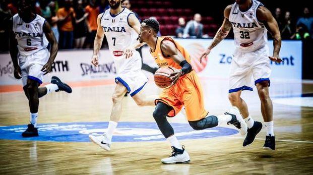 Kloof (foto FIBA)
