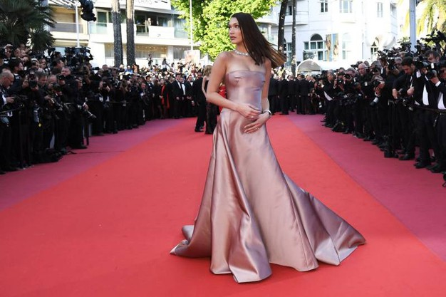 La top sul red carpet di Cannes 2018 (Afp)