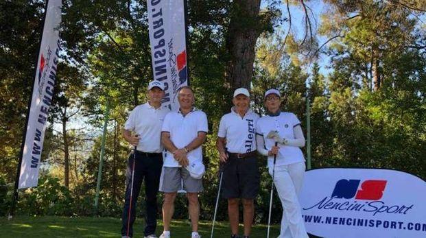 Successo del Trofeo Viaggiare Golf&Nencini Sport all'Ugolino