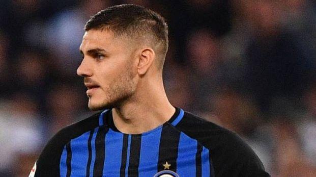 Mauro Icardi attende il rinnovo del contratto