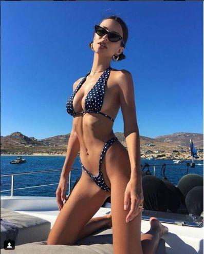 Emily Ratajkowski (Instagram)