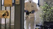 Omicidio-suicidio di Cormano (Newpress)