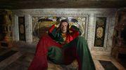 Palio 2018, il giubilo del Drago (foto Fabio Di Pietro)