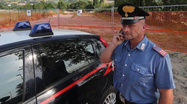 LUNGO IL FIUME FOGLIA L'area è tra Montelabbate e Montecchio. I carabinieri di Montecchio ieri presidiavano l'area