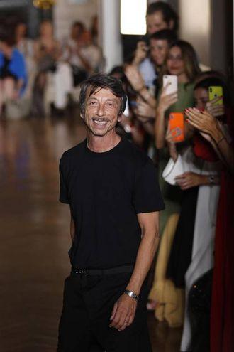 Pierpaolo Piccioli, direttore creativo della Maison (Ansa)