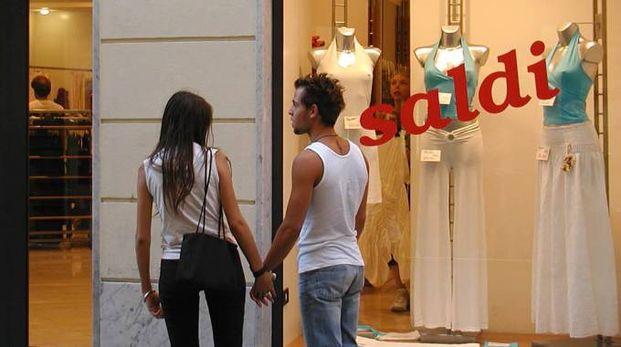 Saldi dal 7 luglio anche in Emilia Romagna (foto Frascatore)
