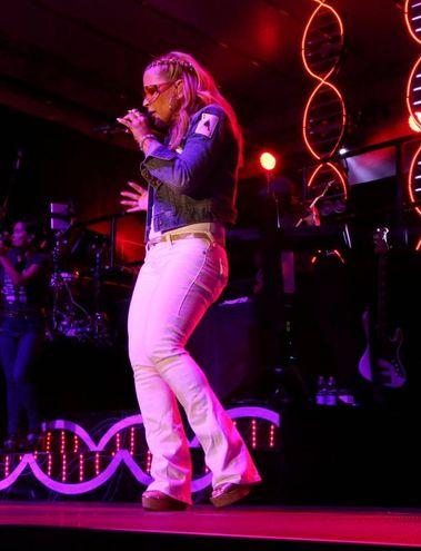 Sul palco (foto Ravaglia)