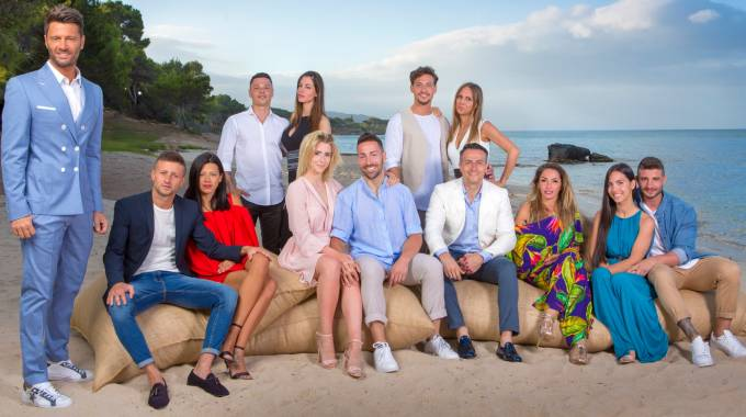Temptation Island 2018, il cast
