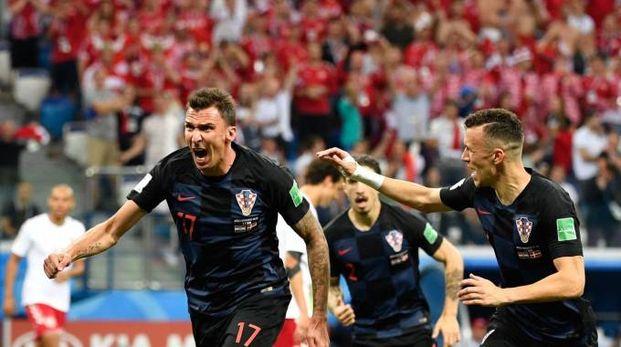 Croazia favorita nel match con i padroni di casa della Russia