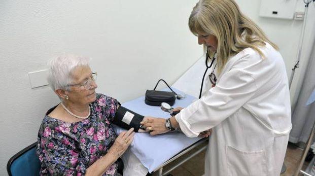 Un esempio di visita dal medico