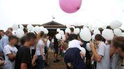 Palloncini per Lisa (foto Ravaglia)