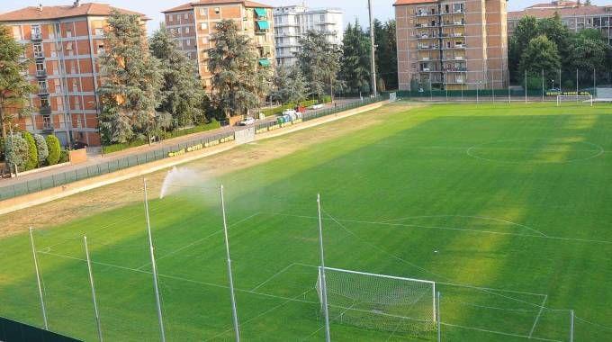Una veduta dello stadio di via Matteotti, teatro di mille battaglie