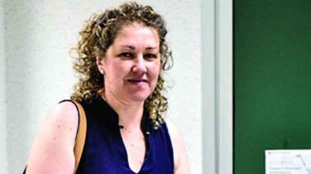 Gabriella Guerra è la cognata di Laura Taroni