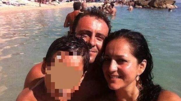 Marco Del Vincio e Ines Sandra Augusta Sanchez Tapperi