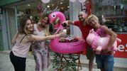 Cesenatico si colora di rosa (foto Ravaglia)
