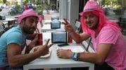 Pink your life (foto Ravaglia)