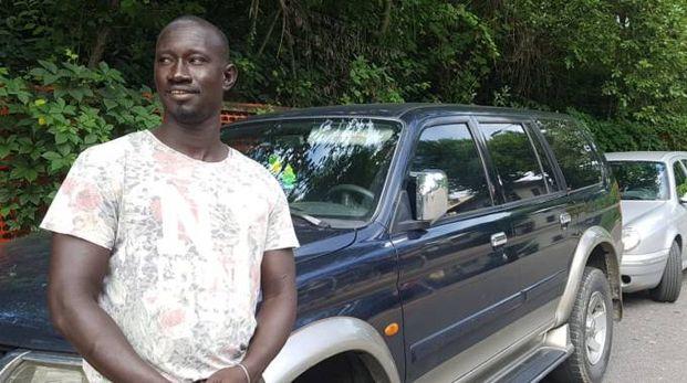 Niang Mousse Diarra Bur, clandestino-eroe