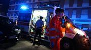 L'incidente è avvenuto poco dopo le 23.15 sulla statale Adriatica in direzione sud (Foto Zeppilli)